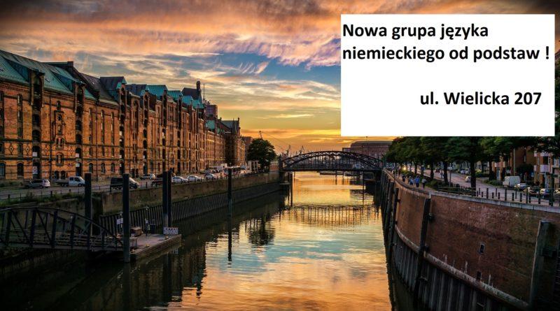 angielski-Kraków