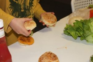 dwa burgery mak callana kulinarki
