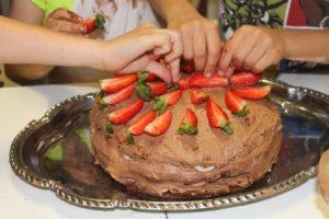tort część druga mak callana kulinarki