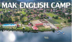 Obóz językowy 2021 mak english camp